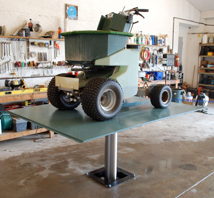 Landscaping Mlm Lifts And Manufacturing Llc